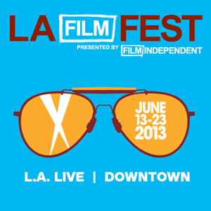 The LA Film Festival kicks off in downtown on June 13th and ends June 23rd.