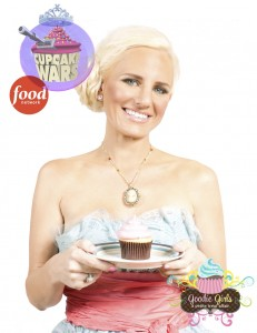 Annette Starbuck won Cupcake Wars and used the cash prize to open a shop in Glendale.