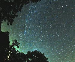 The Perseid Meteor Shower is a spectacle that can be witnessed once a year during the summer months.