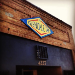 Glendale Tap is a relatively new beer bar in Glendale that has 52 varieties of beer on tap and is a huge hit thus far.