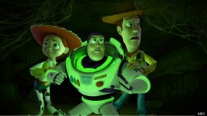 The Toy Story characters are back for ABC's 30-minute special of Toy Story of Terror in October.