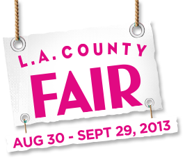 The L.A. County Fair opened on Friday, August 30 and will continue through September until closing day on Sunday, September 29.