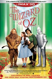 """The Wizard of Oz"" celebrated its 75 year anniversary at the Chinese Theater in Hollywood."
