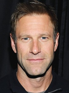 Aaron Eckhart is attached to star as the exorcist in Jason Blum's latest horror film, 'Incarnate.'