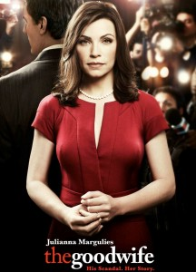'The Good Wife' is one of ten television shows picked for the AFI Award.