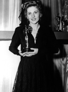 The Oscar-winning Joan Fontaine died of natural causes in her Carmel, California home at the age of 96.