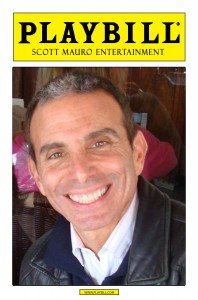 Scott Mauro Playbill